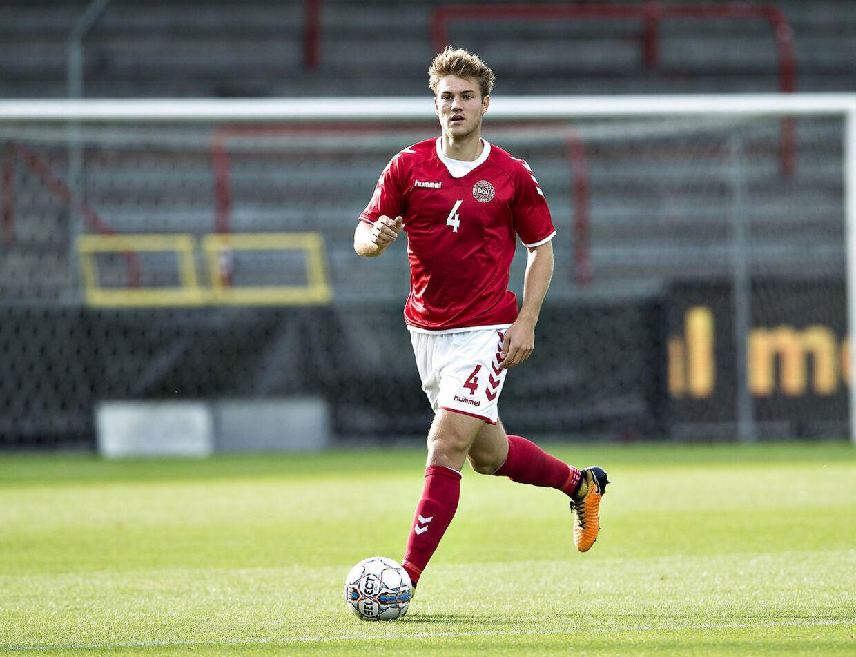 Joachim Andersen er én af de unge danskere, der optræder med stor succes i udlandet.
