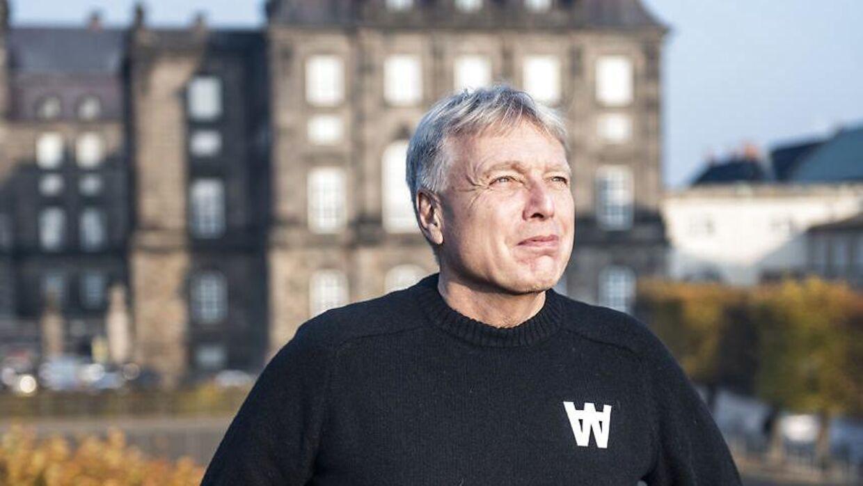 Uffe Elbæk, leder af Alternativet.