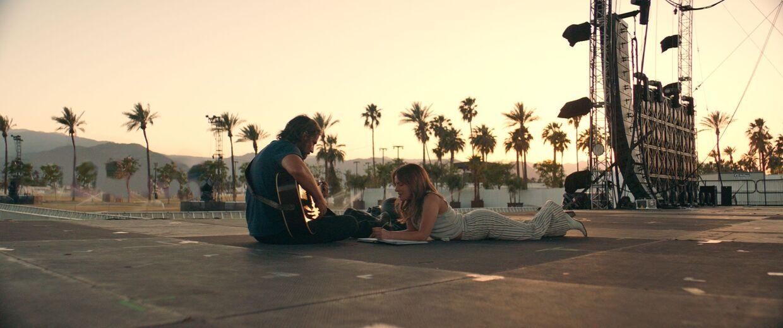 Koncertscenerne i filmen er indspillet live på bl.a. Coachella og Glastonbury Festival.