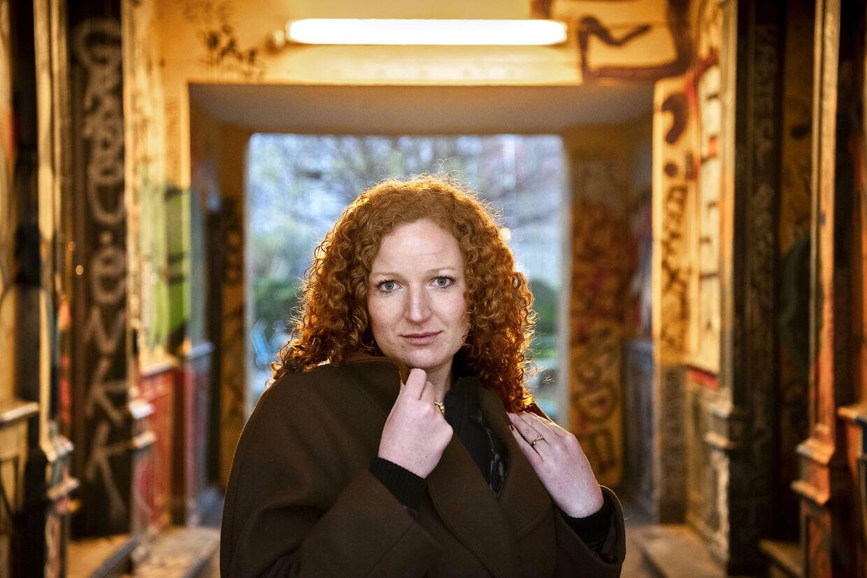 32-årige Rosa Lund er en af Enhedslistens profiler.