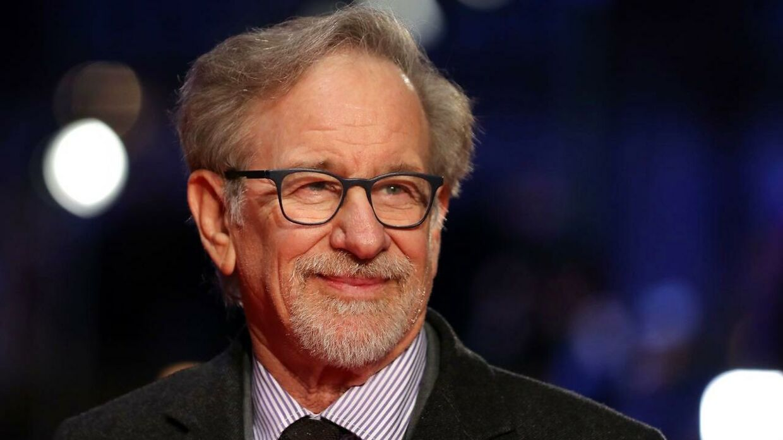 ARKIVFOTO af Steven Spielberg.