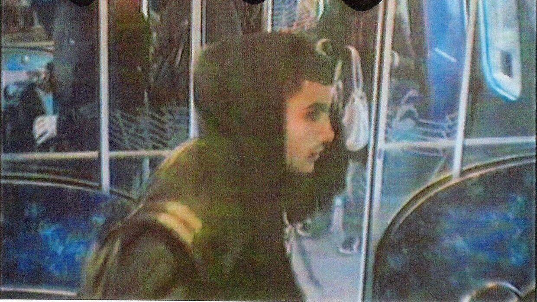Den 22-årige Omar El-Hussein, der stod bag terrorangrebene i København i 2013.