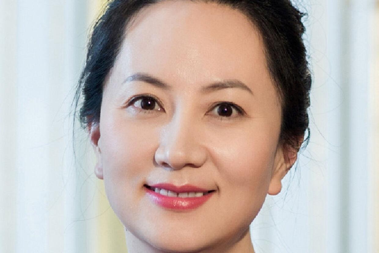 Meng Wanzhou, der er datter af Huaweis stifter, blev anholdt lørdag under en mellemlanding i den canadiske by Vancouver. Det er fortsat uklart, hvad hun er sigtet for. Handout/Reuters