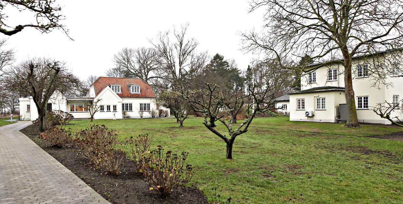 Pressetur til Lindholm Ø. Bygningerne på Lindholm. Lindholm Ø, torsdag den 6. december 2018.