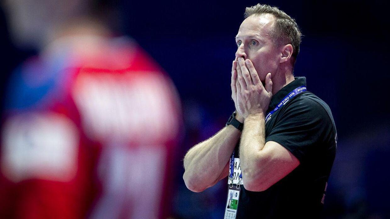 Klavs Bruun Jørgensen har noget at arbejde med inden opgøret mod Rusland.