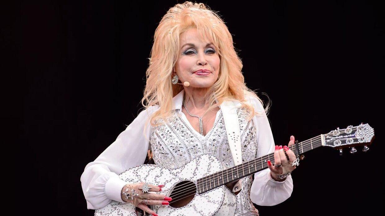 Arkiv. Dolly Parton.