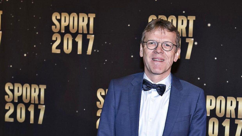 Spillerforeningens direktør Mads Øland.