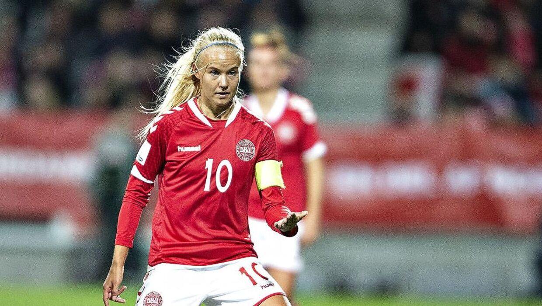 Pernille Harder.