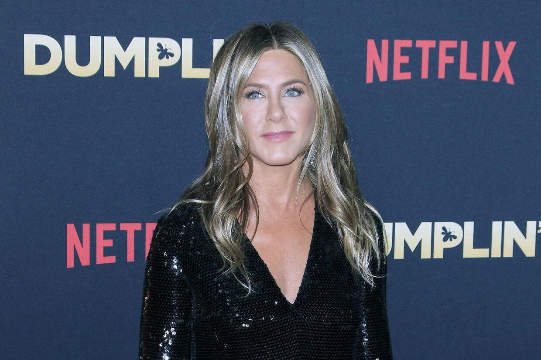 Jennifer Aniston er lige nu aktuel med filmen 'Dumplin''.
