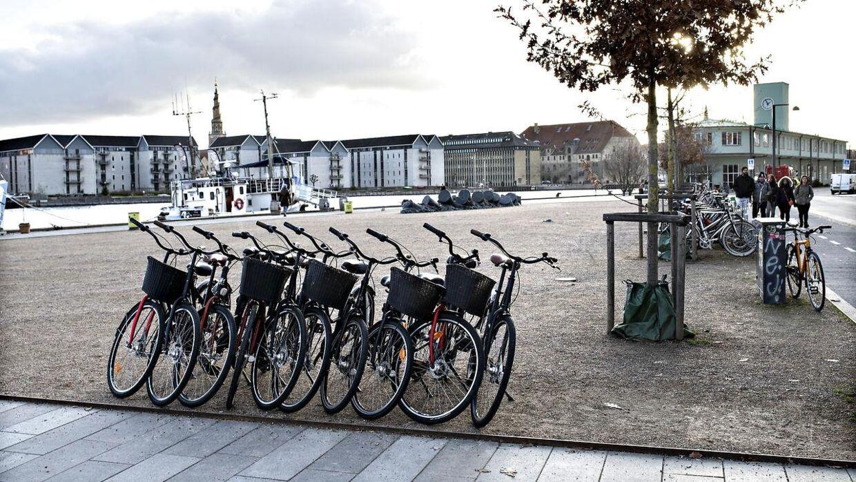 Et andet af kommunens argumenter for afslaget til Copenhagen Bicycles går på, at pladsen skal være fri til gennemgang eller til at opholde sig på. Ifølge Yael Bassan er der ingen, der bruger pladsen til at opholde sig på. »Der er jo ingen, der gider at sidde på en grusplads,« siger hun.