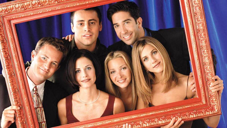 Venner kommer ikke tilbage, fordi drengen ikke gider, siger Jennifer Aniston.
