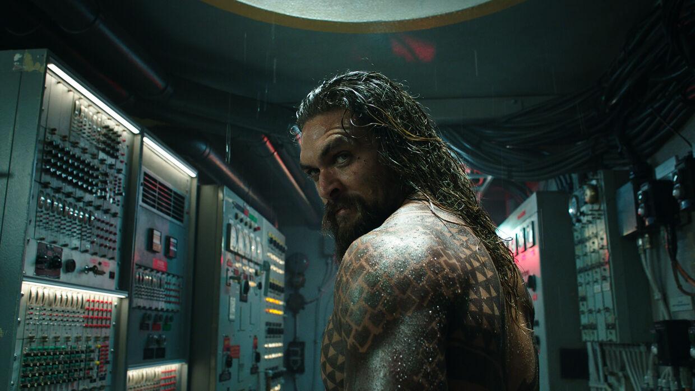 'Aquaman' dukkede første gang op i 'Batman v Superman: Dawn of Justice'. WARNER