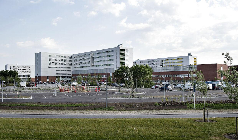 Aarhus Universitetshospital i Skejby.