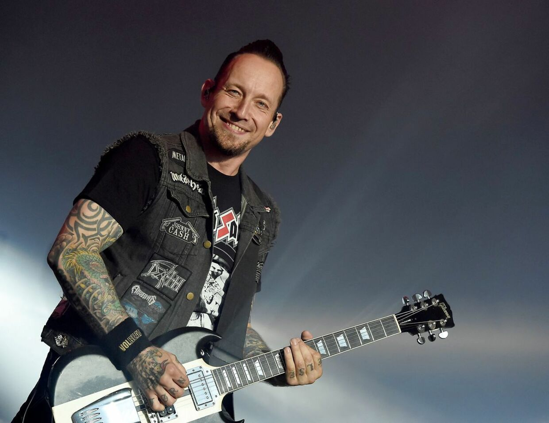 Michael Poulsen fra Volbeat.
