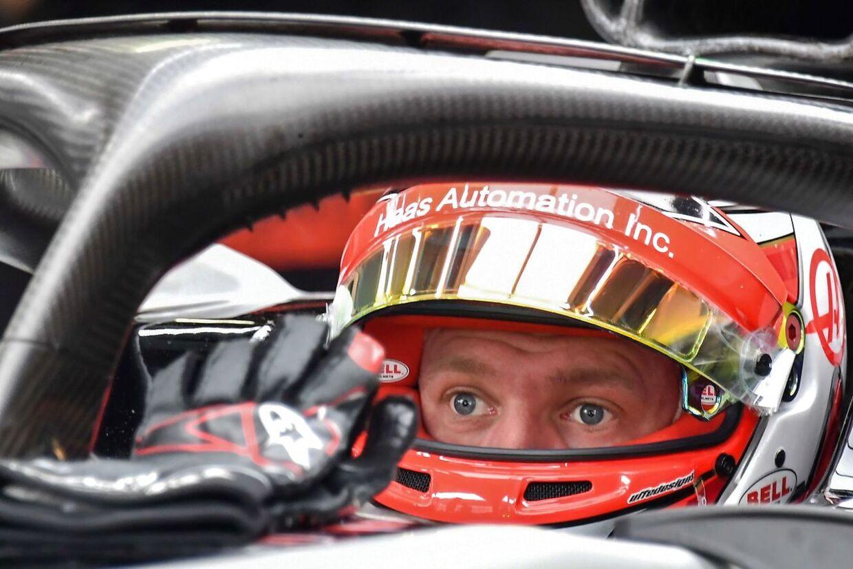 Kevin Magnussen har stadig meget at arbejde med som racerkører. (Foto: NELSON ALMEIDA/Ritzau Scanpix)