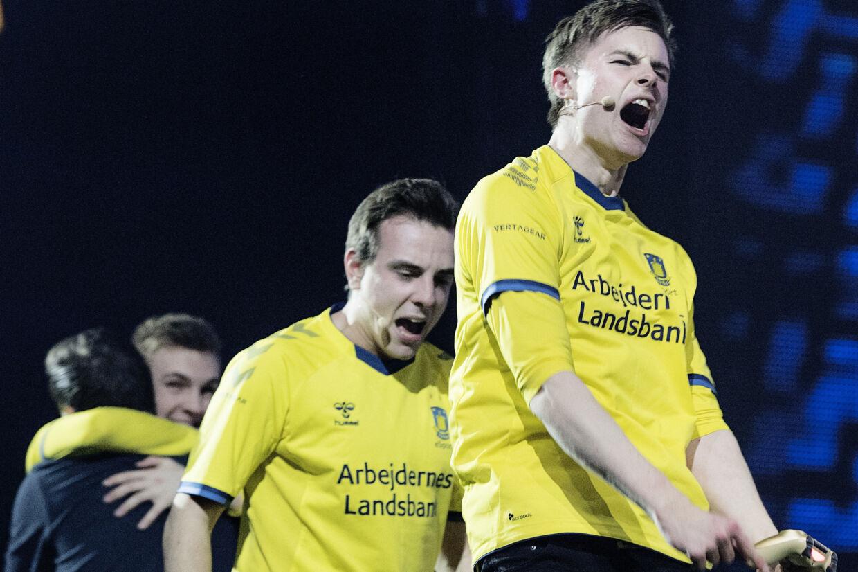 Brøndbys Frederik 'Fredberg' og Daniel 'Dingo' Kristensen skal repræsentere Danmark ved en turnering i Finland i starten af februar.