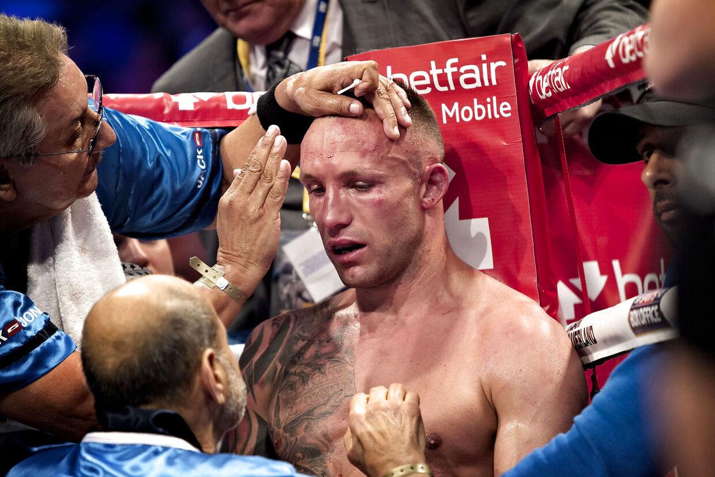 Mikkel Kessler stoppede sin karriere i bokseringen i 2013. Han har siden forsøgt at gøre comeback, men skader tvang ham til at droppe det.