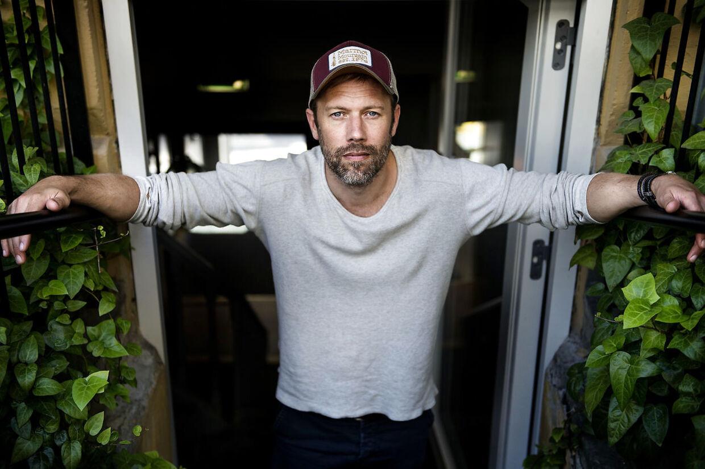 Jaob Cedergren er i spil til at vinde en Oscar for årets bedste udenlandske film med Den skyldige.