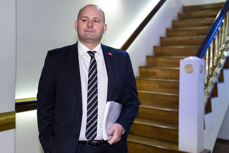 Søren Pape (K) vil sænke skatter og afgifter med 33 mia overt o valgperioder