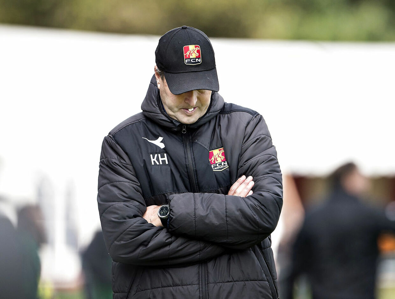 Kasper Hjulmand har én gang tidligere været træner i udlandet. Det var i tyske Mainz. Nu er han på blokken i den belgiske storklub Anderlecht (foto: Henning Bagger / Scanpix 2017)