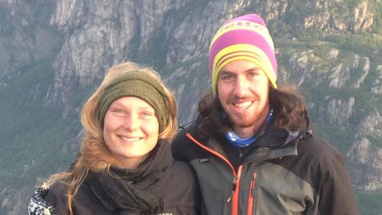 Glen Martin og Louisa Vesterager Jespersen var kærester i ca. to år. Nu fortæller han om Louisa, som han blandt andet kalder omsorgsfuld, betænksom og en glædesspreder.