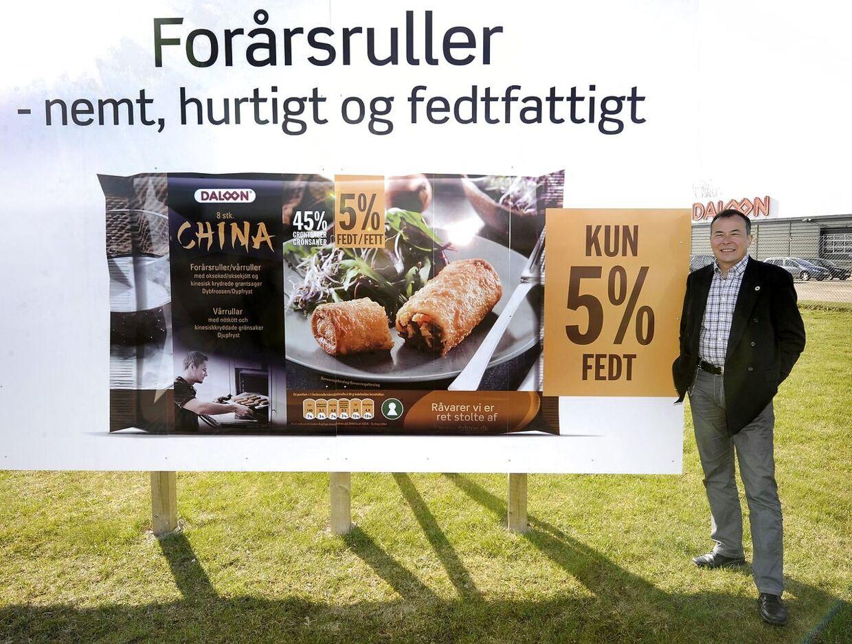 Daloons tidligere ejer Hemming Van skyder nu millioner i racerkøreren Christian Lundgaard. (arkivfoto)