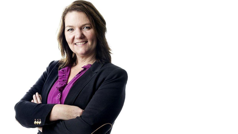 Søs Marie Serup er politisk kommentator hos B.T. (Scanpix)