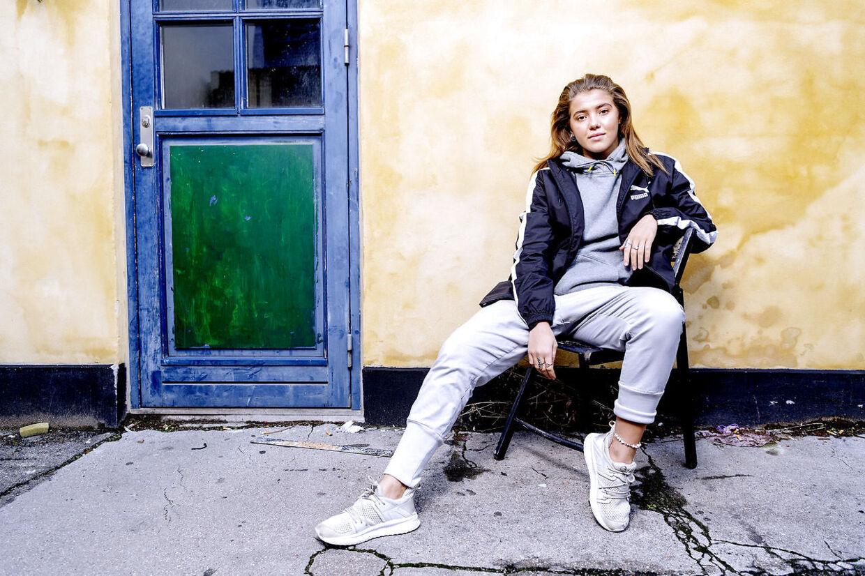 Didde-Mie Lykke From har danset siden hun var to år gammel.