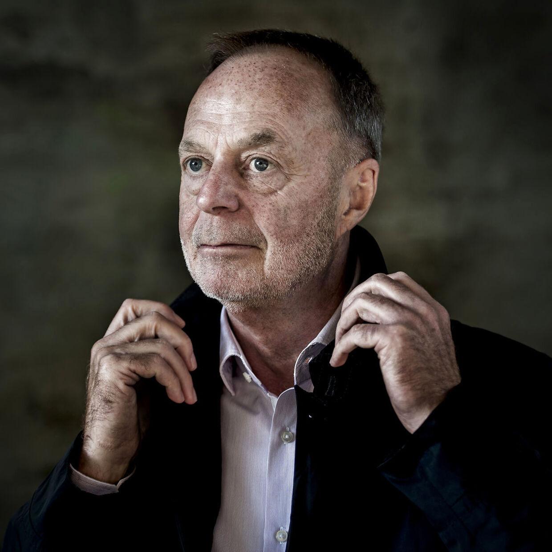 Tidligere leder af Rejseholdet Bent Isager-Nielsen på Frederiksberg torsdag den 16. oktober 2018