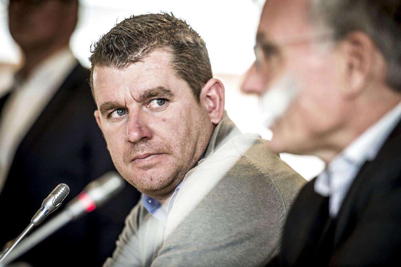 Tom Vernon, bestyrelsesformand i FC Nordsjælland og grundlægger af Right to Dream.
