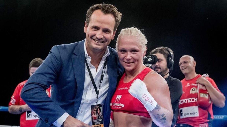 Der kommer titler på bodet hos de danske kvindeboksere i 2019. (Team Sauerland)