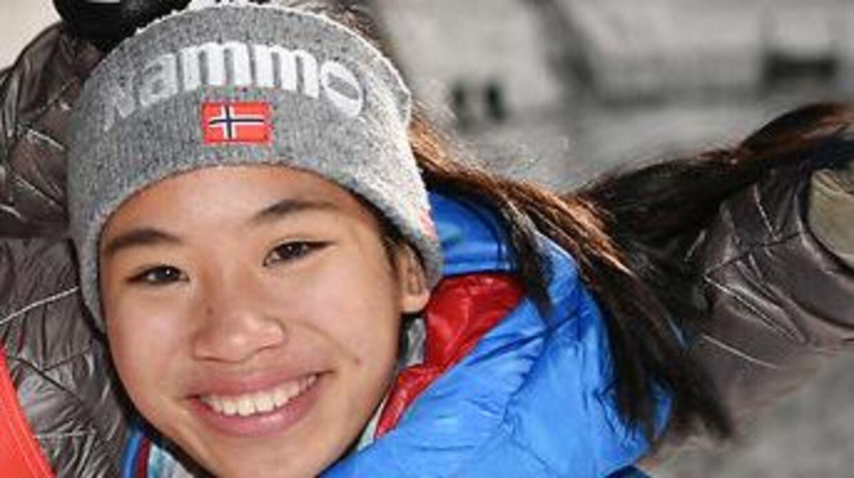 Thea Klevens død tager hårdt på de norske skihoppere. (Felix Kästle / dpa / AFP)
