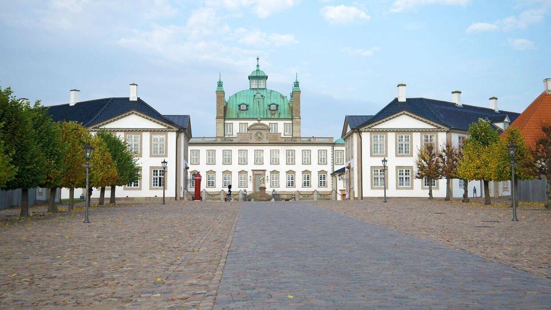 Nytårstalen blev i år holdt på Fredensborg Slot.