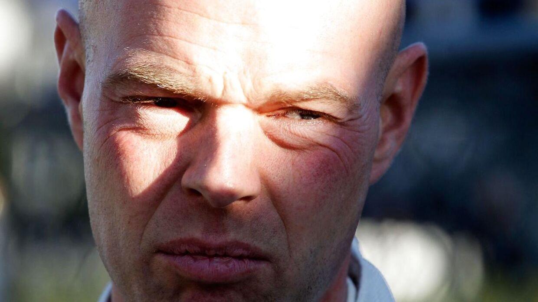 Den danske rwzcerkører Jan Magnussen nåede at køre mod Michael Schumacher i Formel 1. De var dog ikke direkte konkurrenter. Brian Cleary/Getty Images/AFP