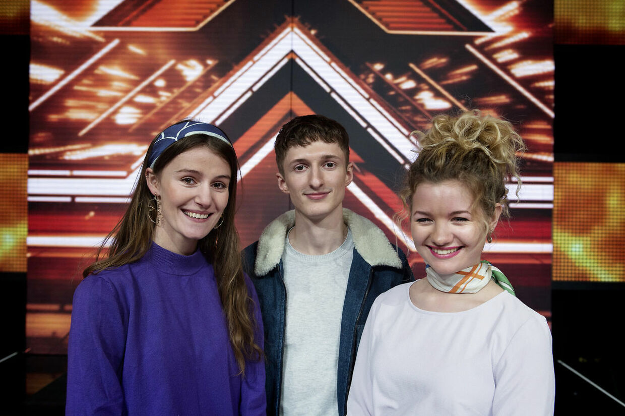 Place On Earth som de så ud i X Factor i 2018.