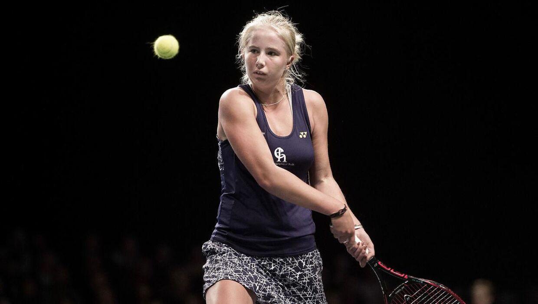 Clara Tauson er tilmeldt Grand Slam-tennisturneringen Australian Opens pigesingle-turnering.