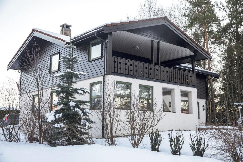 Anne-Elisabeth Falkevik Hagen forsvandt fra sit hjem på Fjellhamar i Lørenskog.