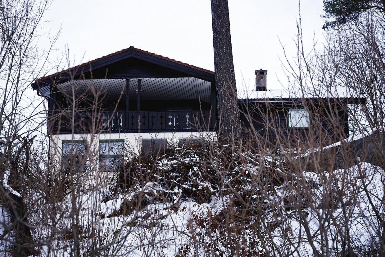 Her ses parrets hjem i Lørenskog øst for Oslo.