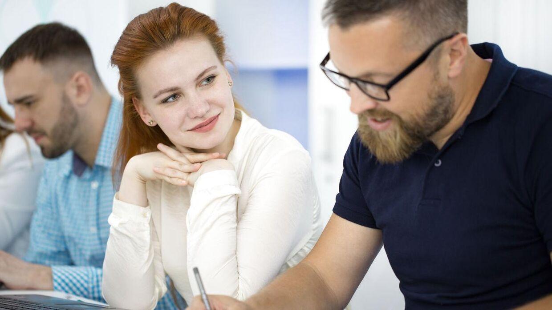 Hvis du kan lide en person, er det bare med at få dem med i kanen med det samme, viser en ny undersøgelse. (Modelfoto/Scanpix)