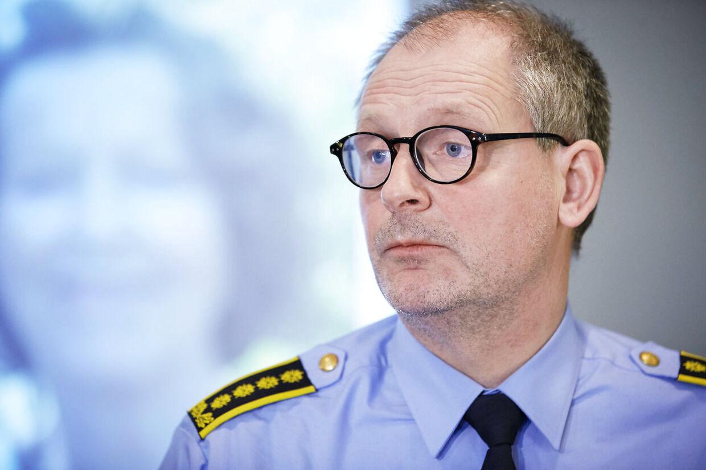 Politiinspektør Tommy Brøske er overrasket over at se den type sag i Norge.