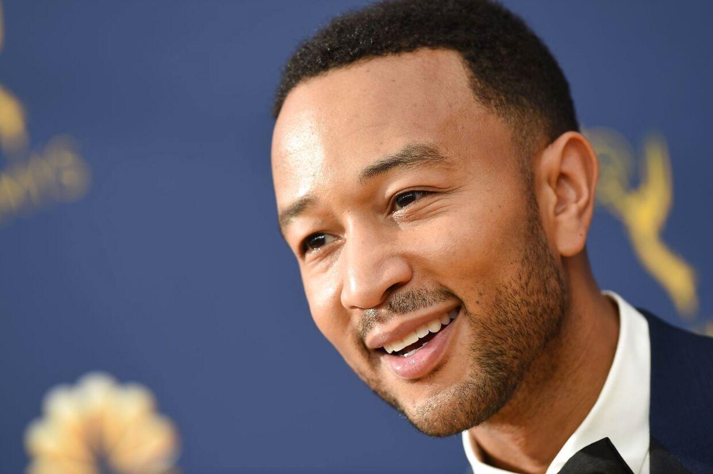 John Legend retter skarp kritik mod R. Kelly.. (Foto: VALERIE MACON/Ritzau Scanpix)