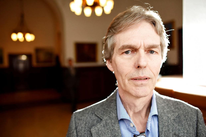 Jørn Vestergaard professor i strafferet ved det juridiske fakultet i København.