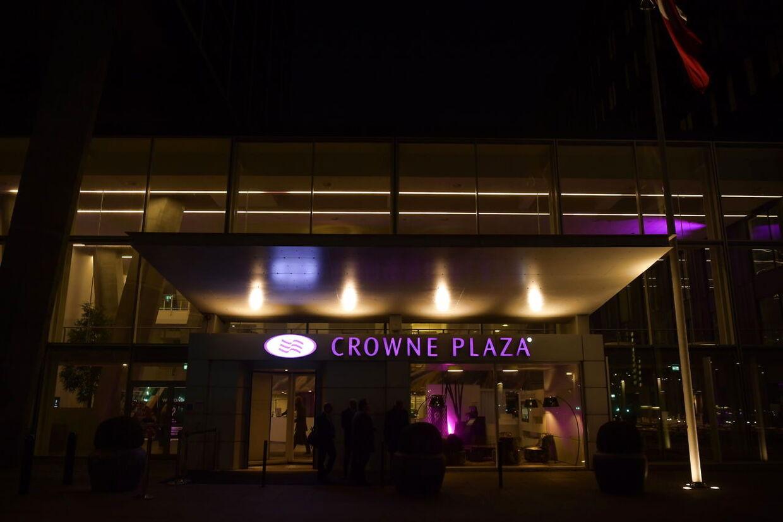 Hovedbestyrelsen i Venstre mødes på Hotel Crowne Plaza på Amager fredag 11. januar.