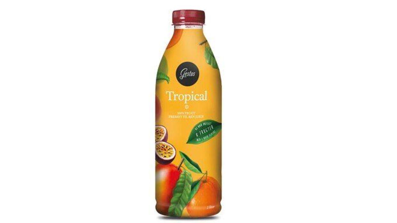 Juice tilbagekaldes.
