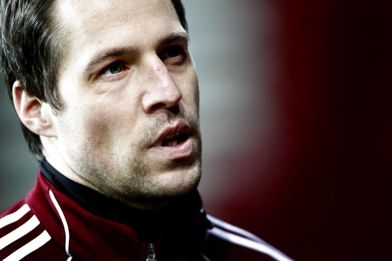 Thomas Sørensen spillede i 2012 sin sidste af sine i alt 101 kampe på det danske A-landshold i fodbold.