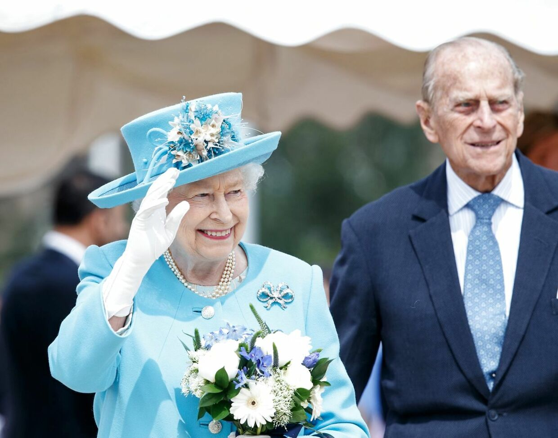 Dronning Elisabeth og prins Phillip har været gift siden 1947.