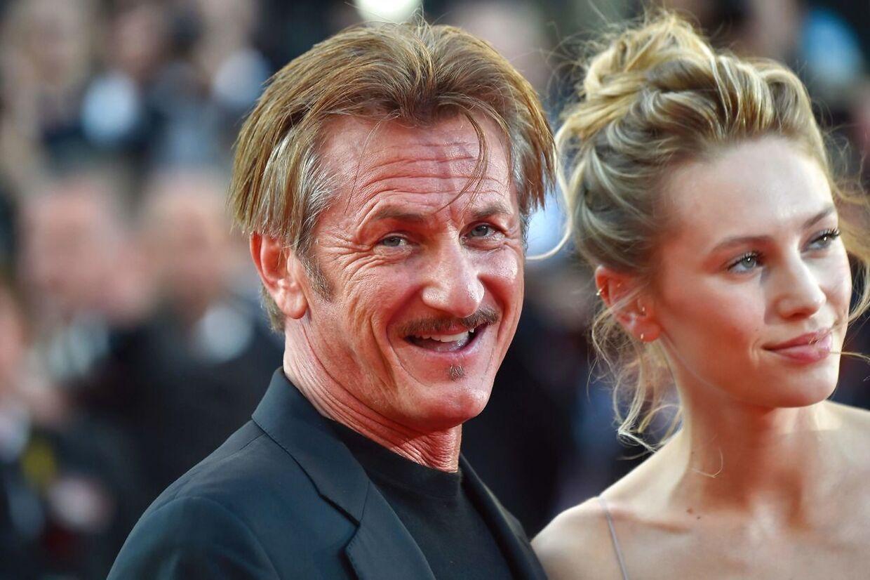 Skuespiller og instruktør Sean Penn.