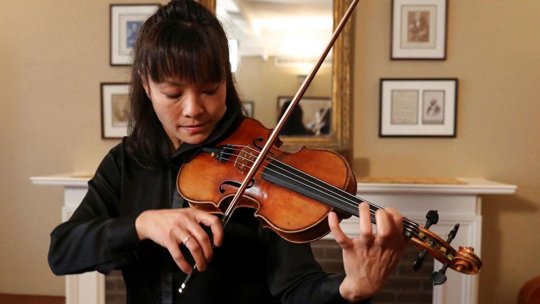 Stradivarius-violiner er ufatteligt værdifulde, og er blevet solgt for over 100 millioner kroner i nyere tid. (Arkivfoto/Scanpix)