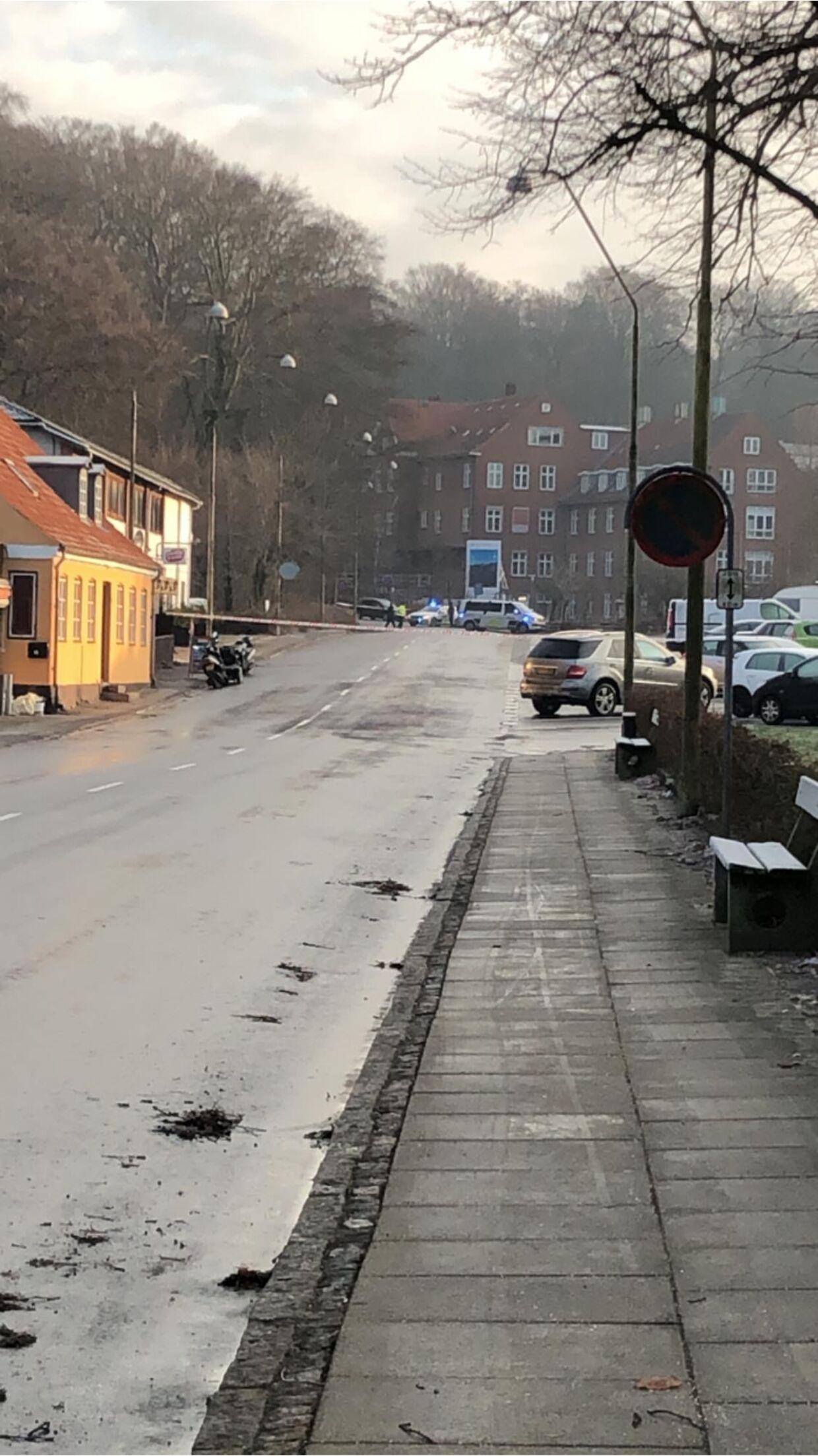 Heilmannsvej i Frederiksværk.