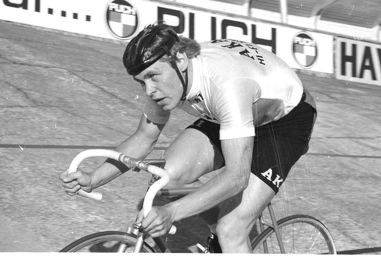 Cykelrytter Gert Frank er død.